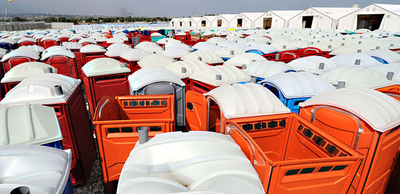 Champion Portable Toilets in San Luis Rio Colorado,  Mexico